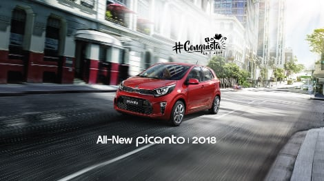 Conoce el All New Picanto 2018