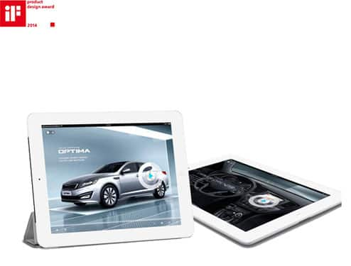 Optima for iPad