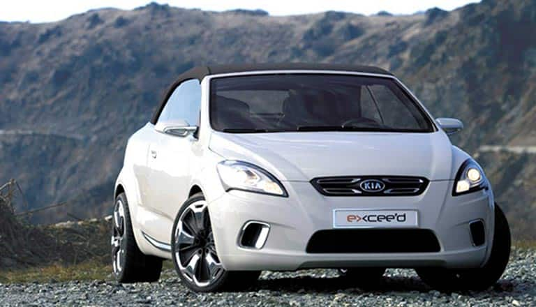 2009 Kia Kue Concept Car Pictures