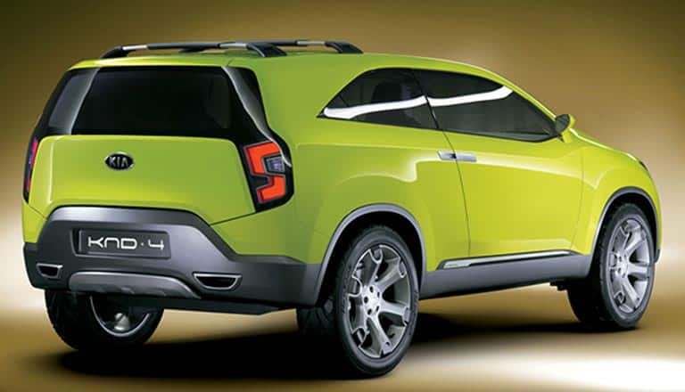 Concept Cars Future Focused Kia Motors Philippines 2007