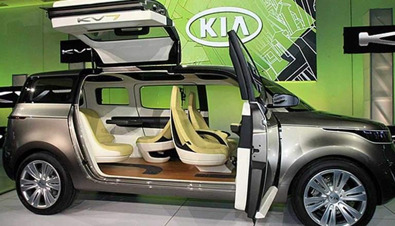 2009 Kia Naimo Concept Car Pictures