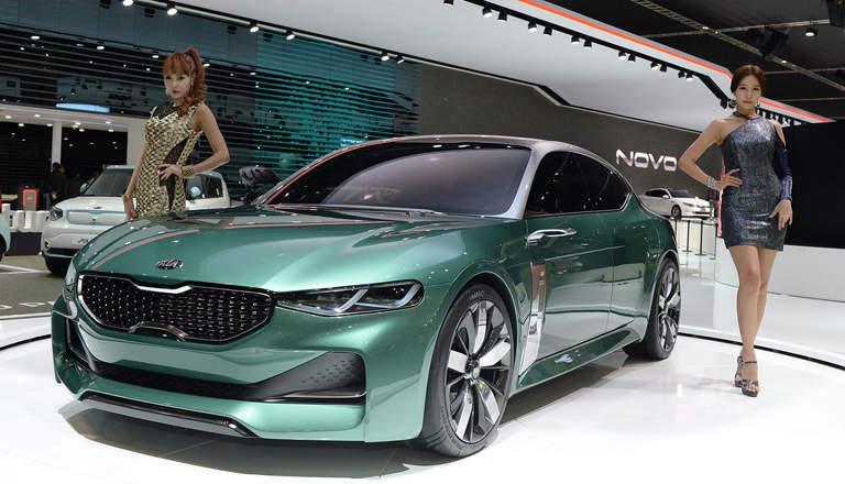 Concept Cars Future Focused Kia Motors Indonesia