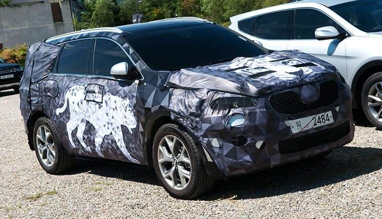 Sorento Um Camouflaged Drive Promotions Kia Motors