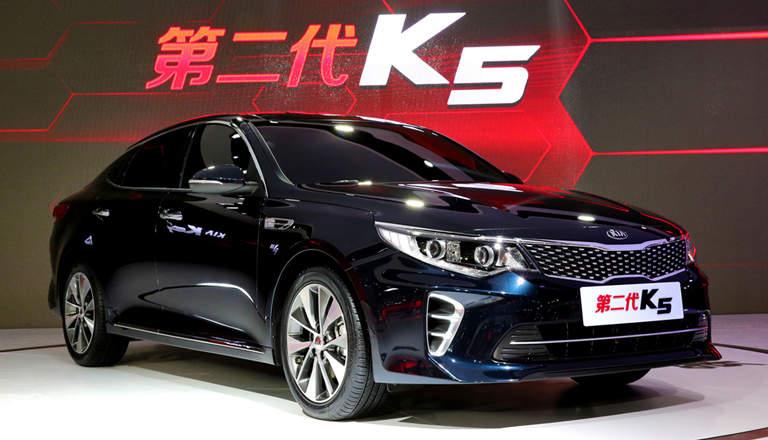 Motor Show Experience Kia Motors Saudi Arabia 2015