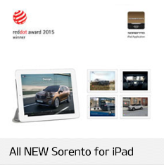 All NEW Sorento for iPad