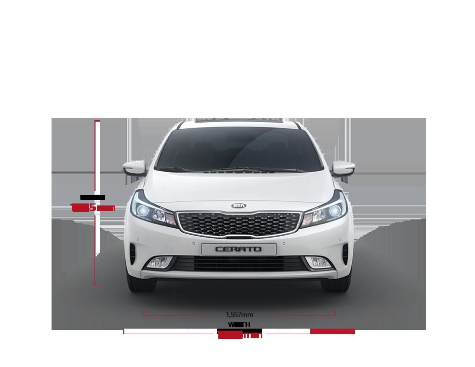 Cerato 4 Door Specs   Cars   Kia Motors Mauritius