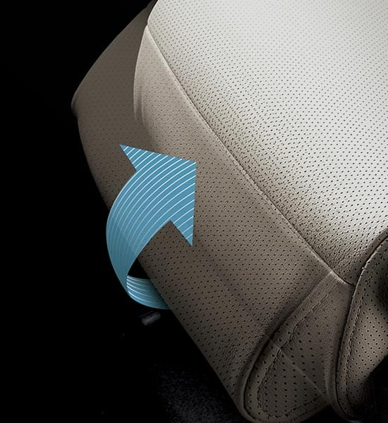 ELECTRIC SEAT CUSHION EXTENSION