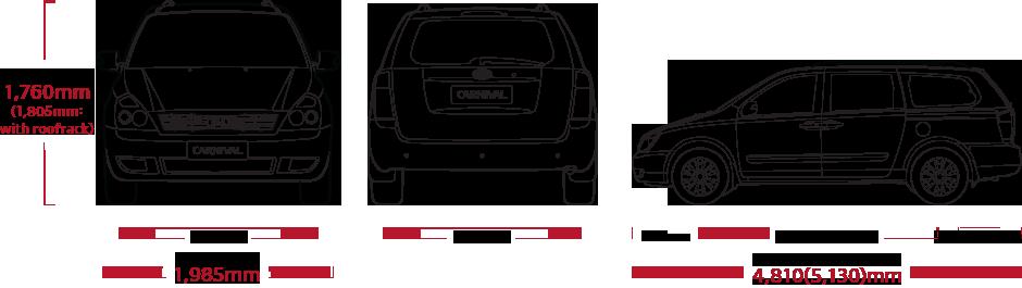 Kia Carnival Sedona Specs Multi Seater Mpv Kia Motors
