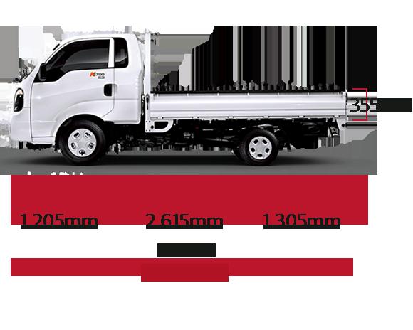 K2500 Specs Commercial Truck Kia Motors British Dominica