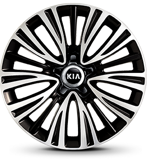 18-inch Alloy Wheel-B <br> (for GCC countries)