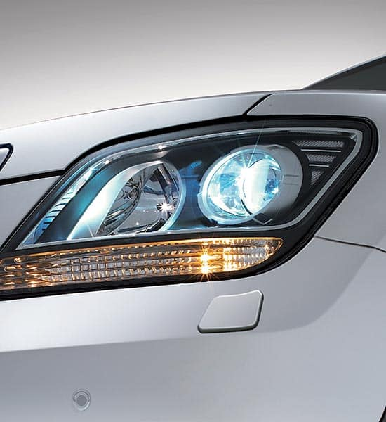 HID (High Intensity Discharge) / Projection type headlamps