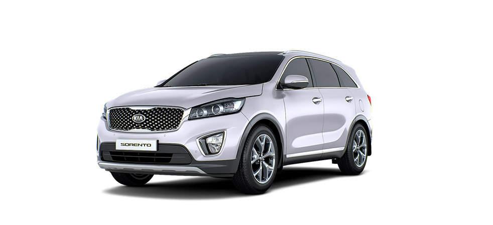 Kia New Sorento Gallery Off Road Vehicle Kia Motors