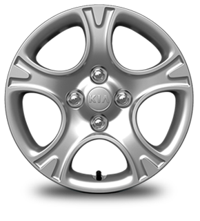 "14"" Alloy Wheel"