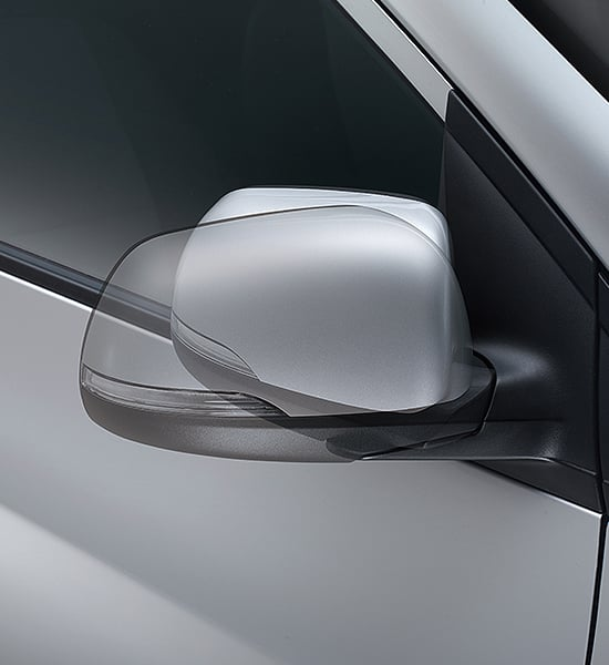 ELECTRIC FOLDING OUTSIDE MIRRORS