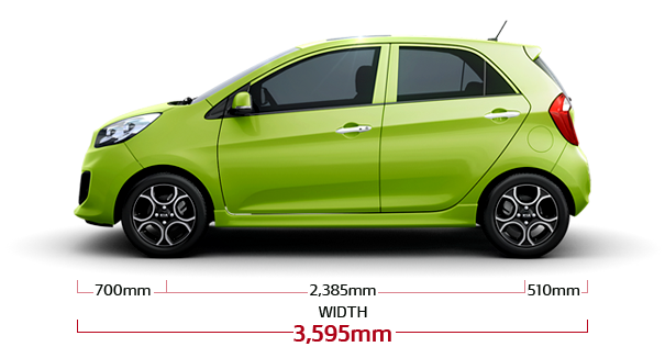 kia picanto specs 5 door hatchback kia motors brunei. Black Bedroom Furniture Sets. Home Design Ideas