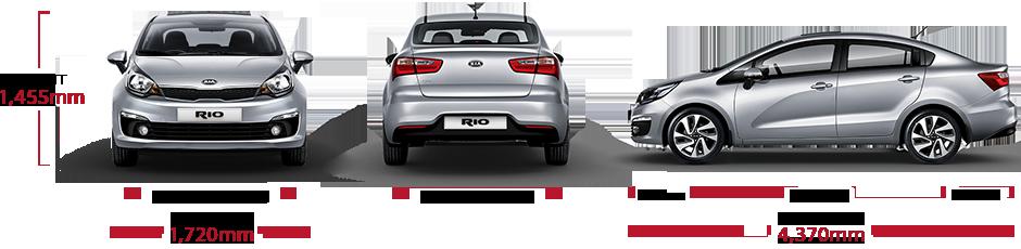 Rio Sedan Specification Cars Kia Motors Malaysia