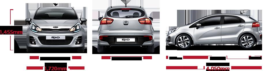 rio 5 door specification cars kia motors malaysia. Black Bedroom Furniture Sets. Home Design Ideas