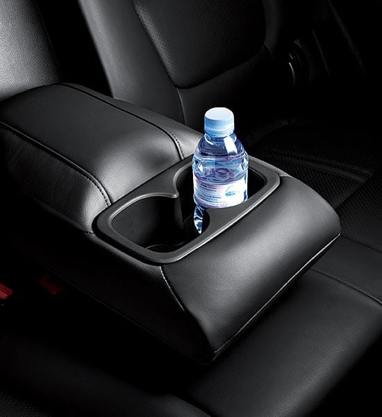 REAR CUP HOLDER