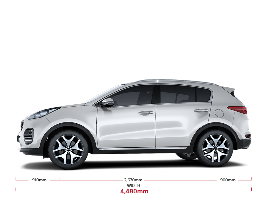 Kia Sportage Specs 5 Seater Suv Kia Motors Global