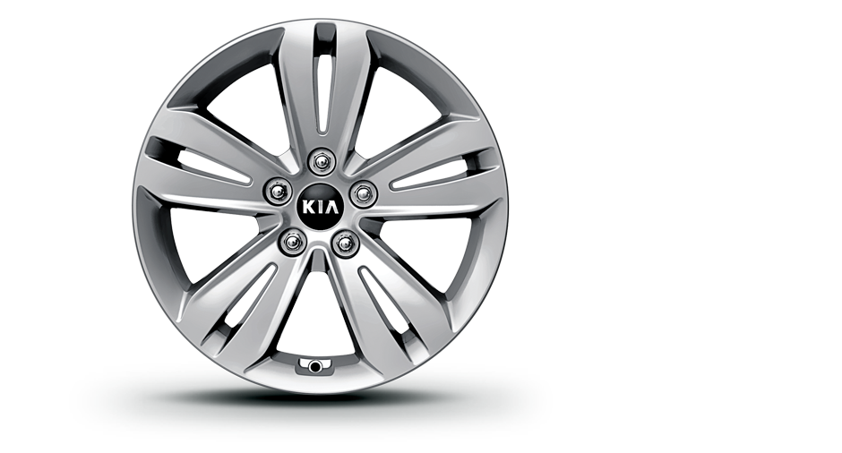 "17"" Alloy Wheel"