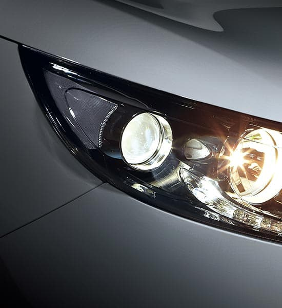 HEADLAMPS WITH ESCORT FUNCTION