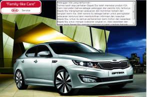 Csm Services Kia Motors Indonesia
