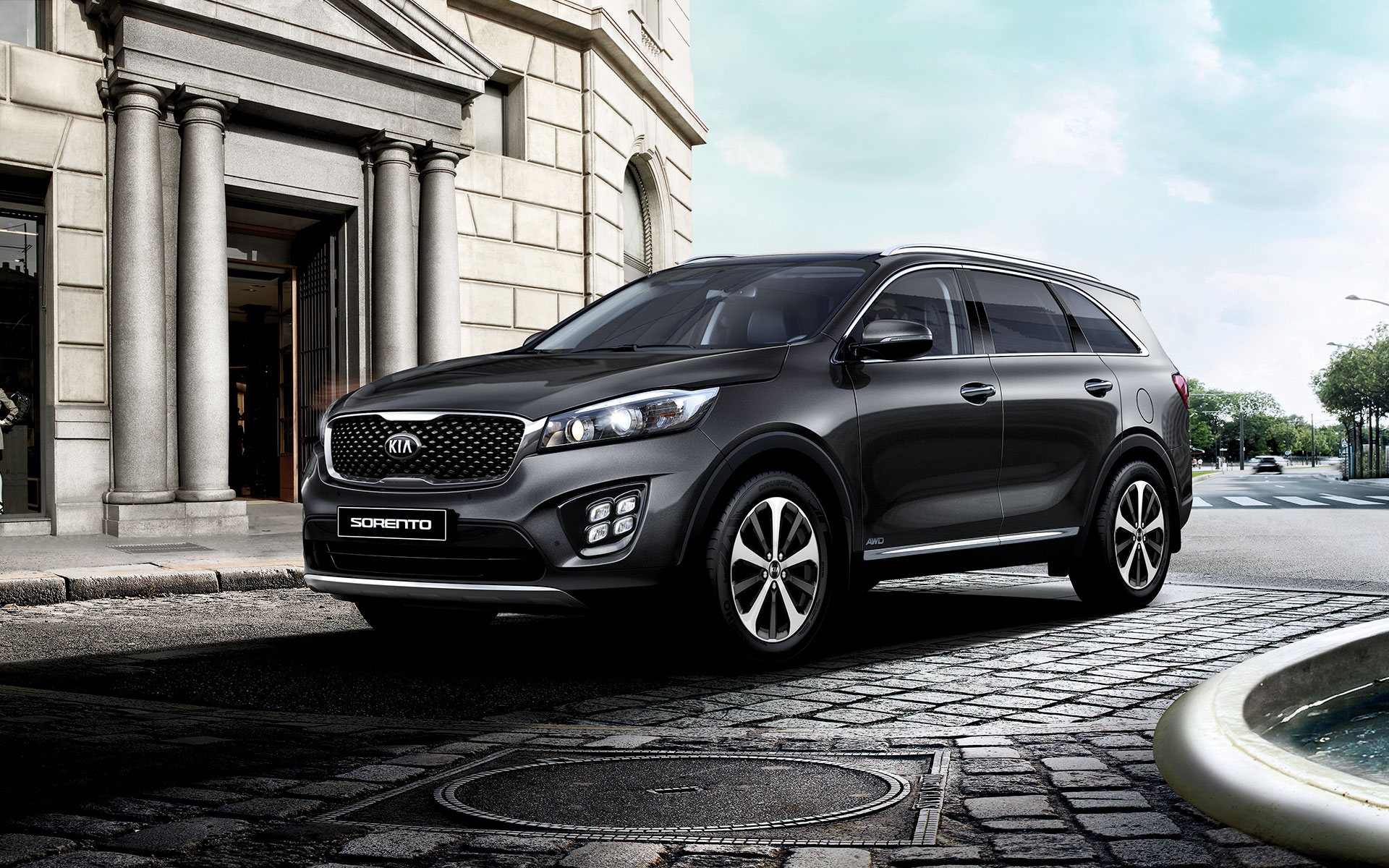 showroom kia sorento 2018 kia motors m xico. Black Bedroom Furniture Sets. Home Design Ideas