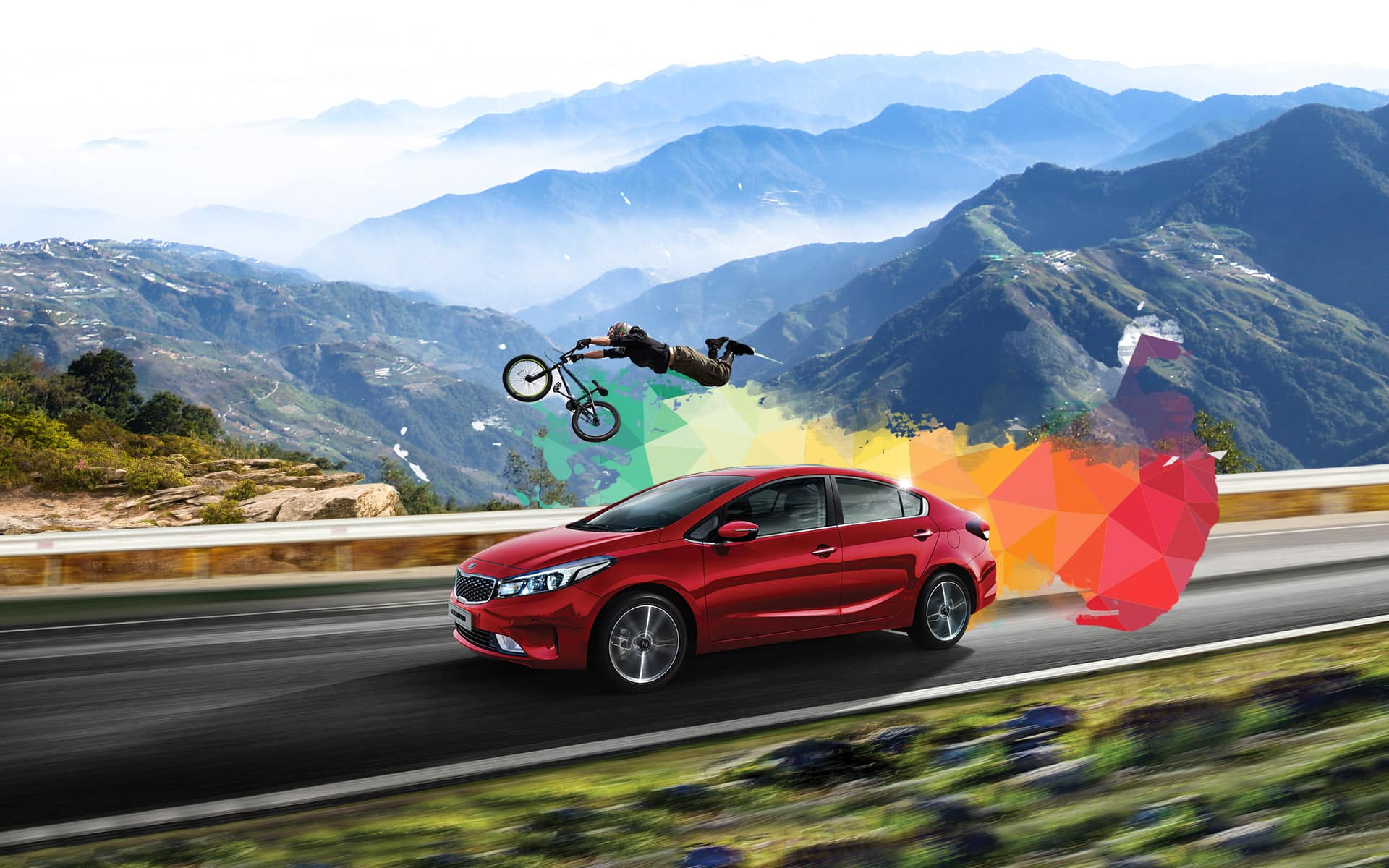 car that s fun to drive the balance of design technical excelence class leading innovations are delicately combined in an affordable package to