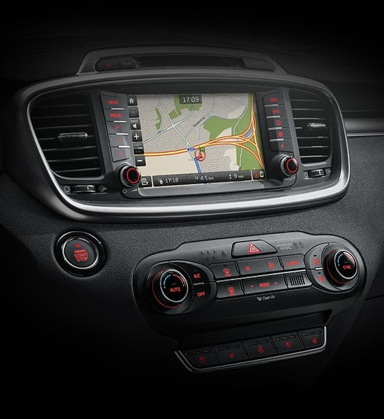 Audio visual navigation system