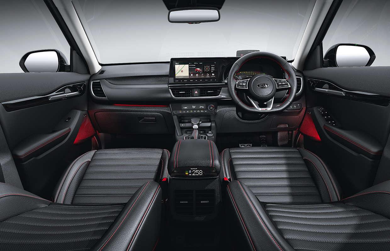 Seltos Interior Kia Suv Kia Motors India