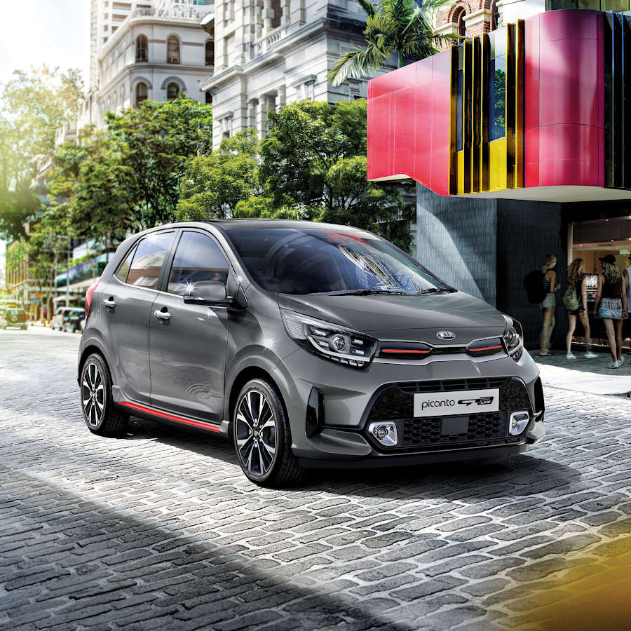 Kia micro car small car Picanto
