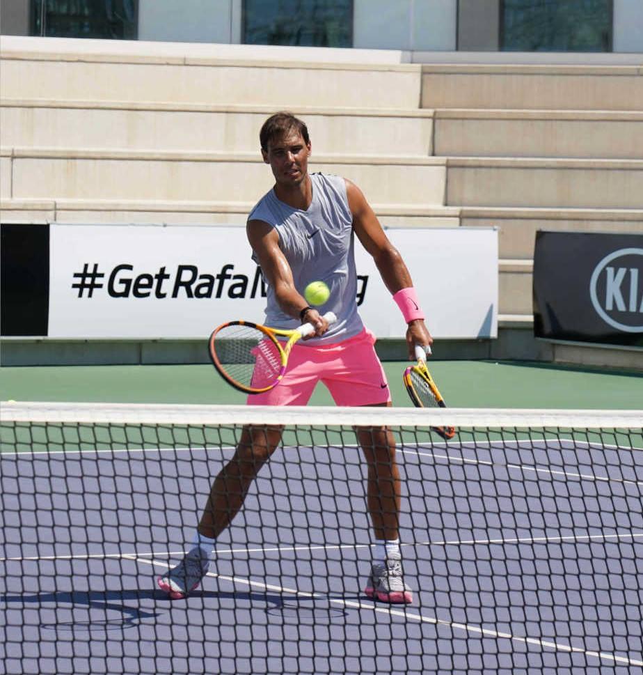 Rafael Nadal Partnership Renewal
