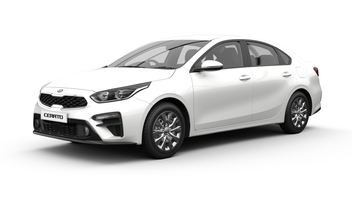 All New Cerato Sedan <span>S Manual</span> Drive Away from <sup>~</sup><b>$19,990</b>