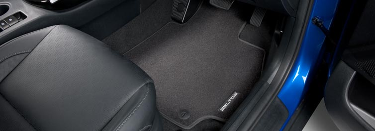 Seltos Carpet Floor Mats