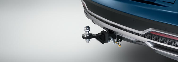 Sorento Tow Bar Kit with Trailer Wiring