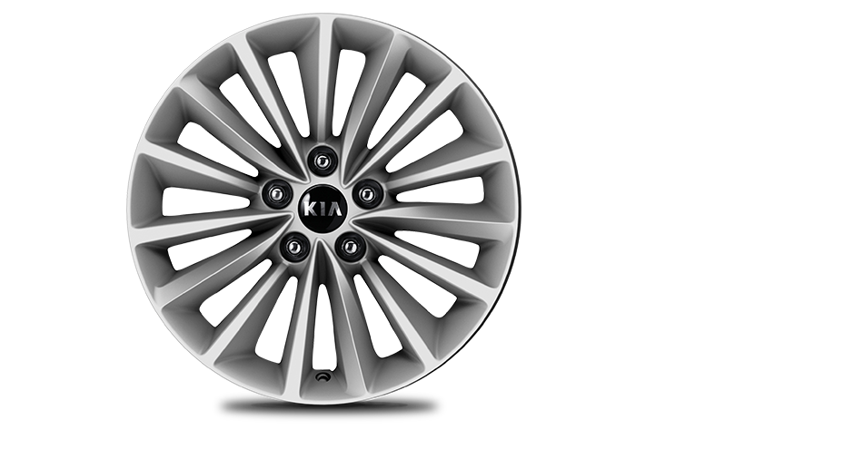 Alloy Wheel (Fine Silver)