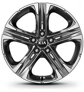 "235/45R 18"" Alloy Wheel"