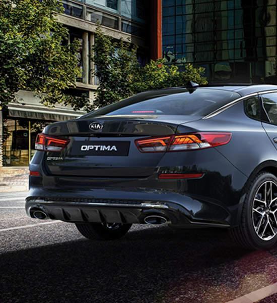 2019 Kia Optima: Kia Motors Oman
