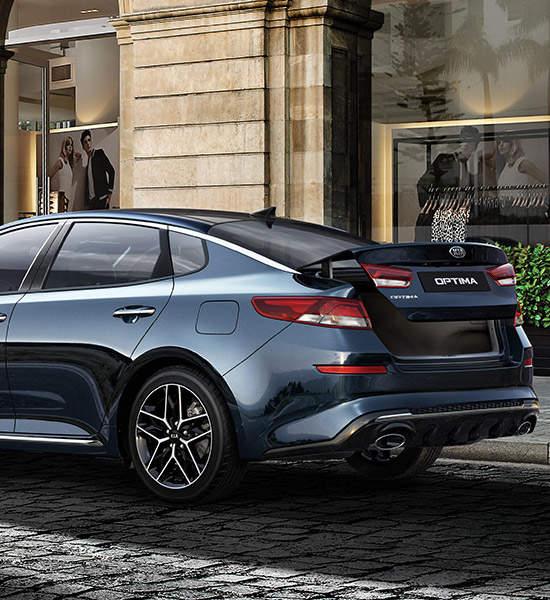 2019 Kia Optima: Kia Motors Kuwait