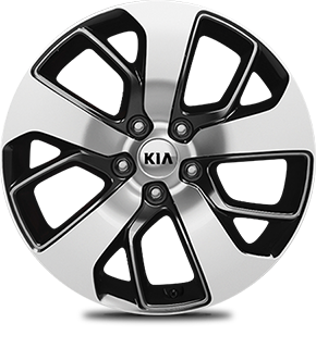 Machine Finished Alloy Wheel