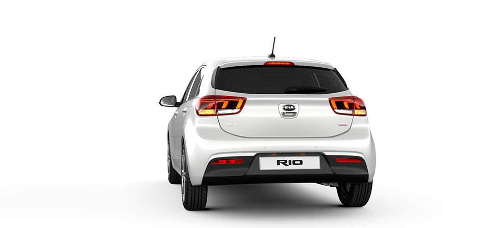Kia Rio 5 Door 2017 5 Door Hatchback Kia Motors Pakistan