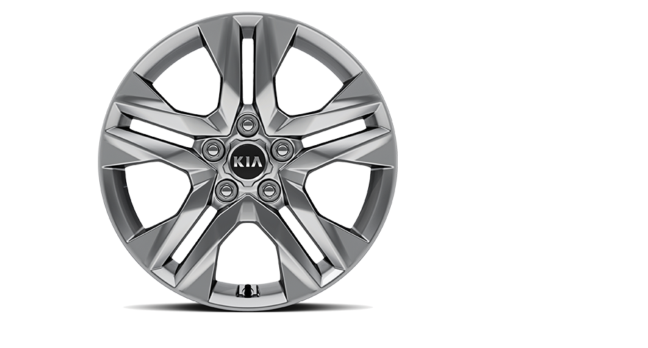 Alloy wheel</br>(A type)