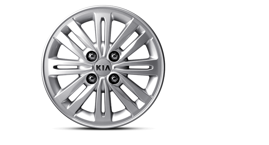 14-inch Alloy Wheel