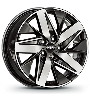 "235/60R 18"" Alloy Wheel"