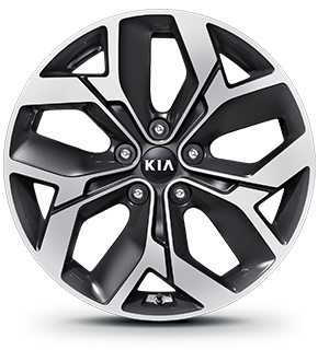 "18"" Alloy Wheel* </br> (Only available in EX Premium)"