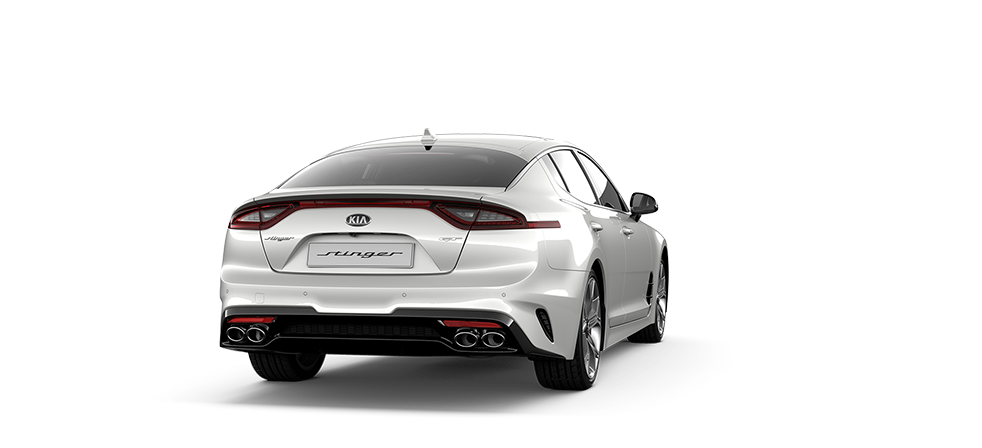 Kia Stinger 2019 Stinger Kia Motors Lebanon