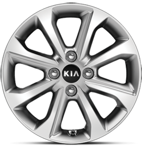 15-inch Alloy Wheel