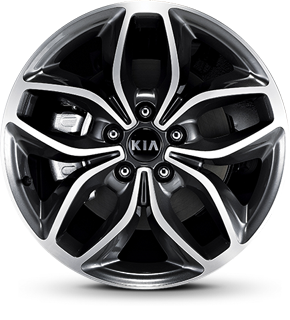 Alloy D-type wheel