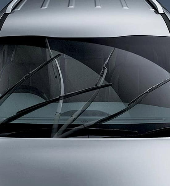 Aeroblade wipers