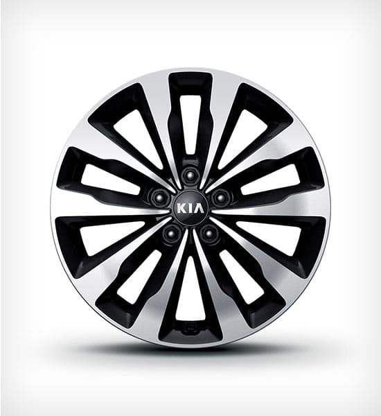 "18"" Alloy Wheel (Machine Finished)"
